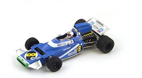 Spark Matra MS120 No.8 Winner Argentina GP Formula 1 1971 (Chris Amon)