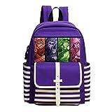 Edds-World School Bag Backpack Bookbag For Boys And Girls