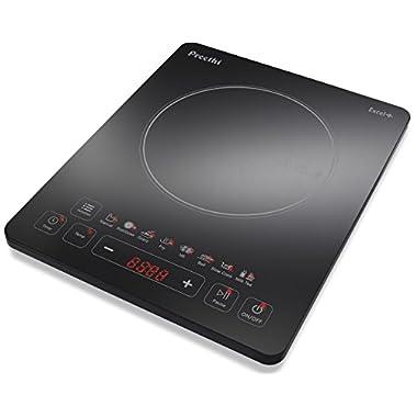 Preethi Excel Plus 117 1600-Watt Induction Cooktop (Black) 7
