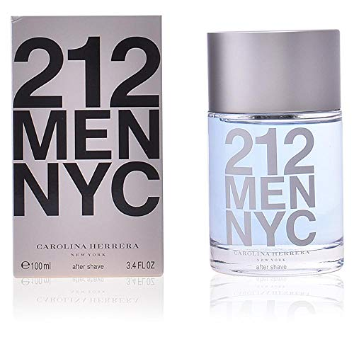 212 for Men by Carolina Herrera 3.4 oz After Shave