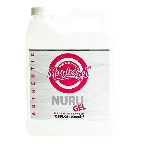 Nuru Gel Authentic 33 8 Ounces product image