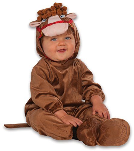 Rubie's Baby Little Horsey Costume, As Shown, (Baby Horse Costume)