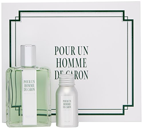 CARON PARIS Pour Un Homme De Caron Travel Set by Caron Paris