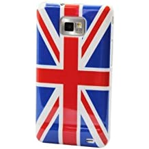 WOWGOODBUY® Blossoming Flowers Pattern Hard Back Skin Case Cover Samsung Galaxy S II S 2 GT-I9100
