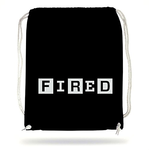 Fired Gymsack Black Certified Freak