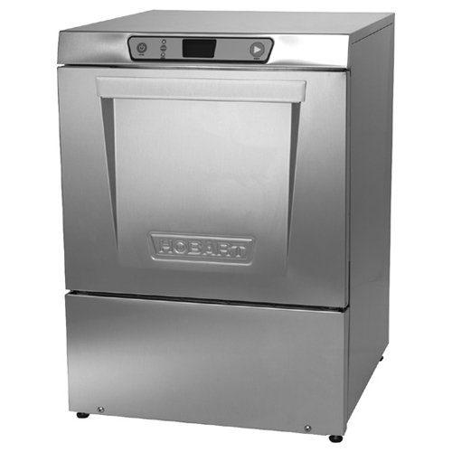 Hobart LXEH-2 Undercounter Dishwasher - High Temp Sanitizing Unit by Hobart