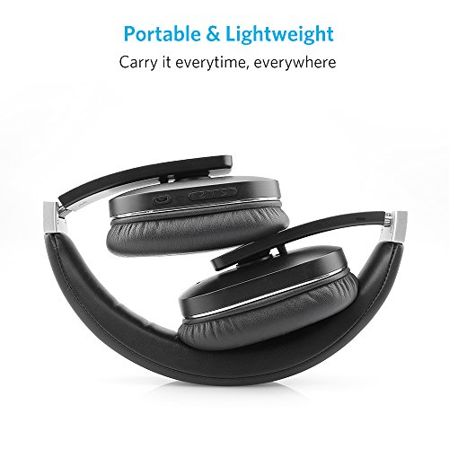 2af19e3b32c Bluetooth Headphones ARCHEER AH07 Wireless Headphone Foldable - Import It  All