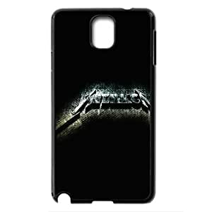 Rock band Metallica Hard Plastic phone Case Cover For Samsung Galaxy NOTE3 Case Cover ART143660