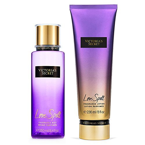 Victorias Secret Love Spell Lotion and Mist Set by Victoria's Secret