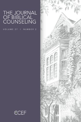 Journal of Biblical Counseling 27-2