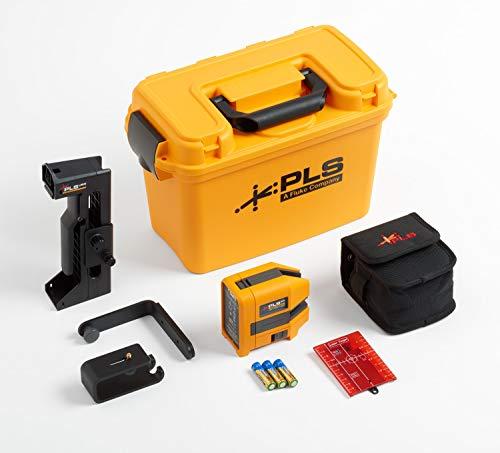 (PLS 6R Combo Point & Line Red Laser Kit )