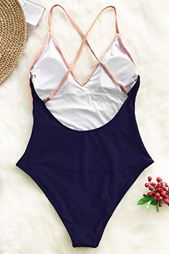 Buy one piece swimsuit cupshe