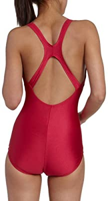 Speedo Women's Aquatic Moderate Ultraback Swimsuit