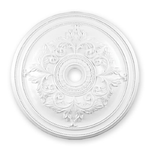 Livex Lighting 8211-03 Ceiling Medallion, White
