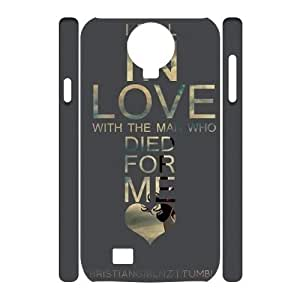Jesus DIY 3D Cell Phone Case for SamSung Galaxy S4 I9500 LMc-87623 at LaiMc