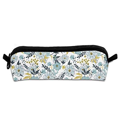 Harper Floral Dusk Novelty Colored Quality Zipper Travel Storage Makeup Cosmetic Bag Purse