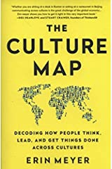 Culture Map by Erin Meyer (2016-01-21) Paperback