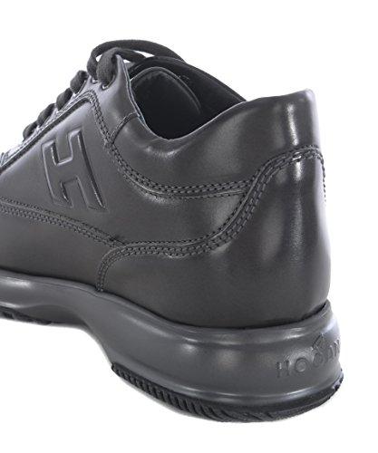 Hogan Sneakers Uomo HXM00N090418A1B609 Pelle Grigio 2018 El Nuevo Precio Barato zkRVhQa