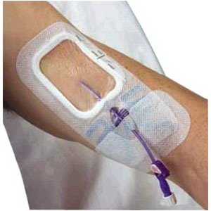 EESV353AFXT - Sorbaview Shield Adhesive Dressing, 3.75 x 5.5 by Centurion Medical Products (Image #1)