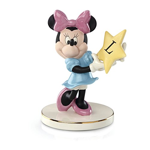 Lenox Disney s You re A Shining Star, Minnie- L, Monogram