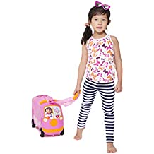 Dora The Explorer VRUM Ride On Storage Case
