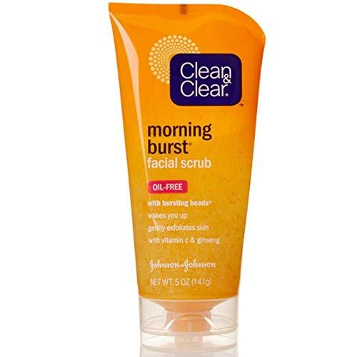 CLEAN & CLEAR Morning Burst Facial Scrub Oil-Free 5 ()