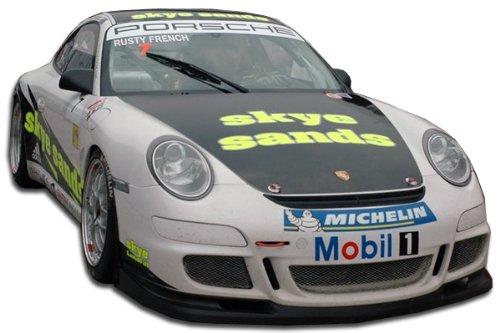 2005-2011 Porsche 997 Duraflex Cup Car Look Front Bumper Cover - 3 Piece