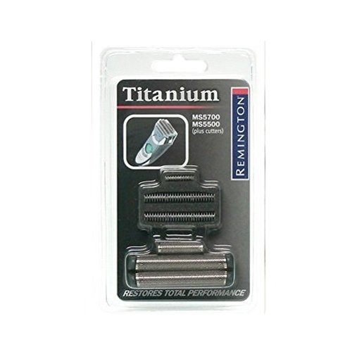 Remington SP96 Titanium Electric Shaver Triple Foil Heads & Cutter Blades Pack