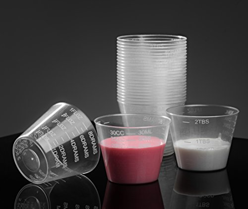disposable measuring cups - 3