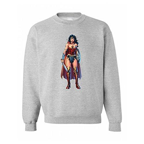 Wonder Woman Unisex Sweater