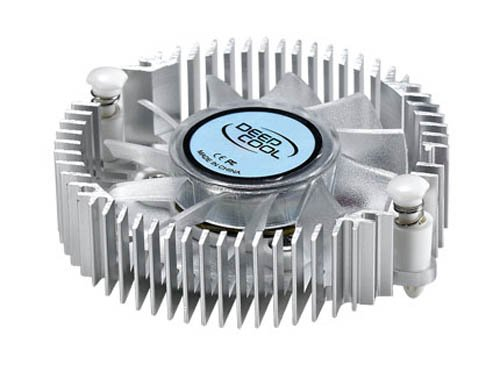 Fan Vga (DEEPCOOL deep Cool Quiet Noise Slim VGA Cooler V50)