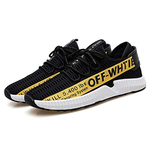 LFEU Giallo Sneaker Nero Uomo Uomo Sneaker LFEU Nero HqxwCdq0