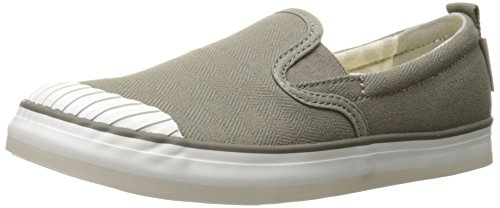 Keen Womens Elsa Slip-On Hiking Shoe Brindle