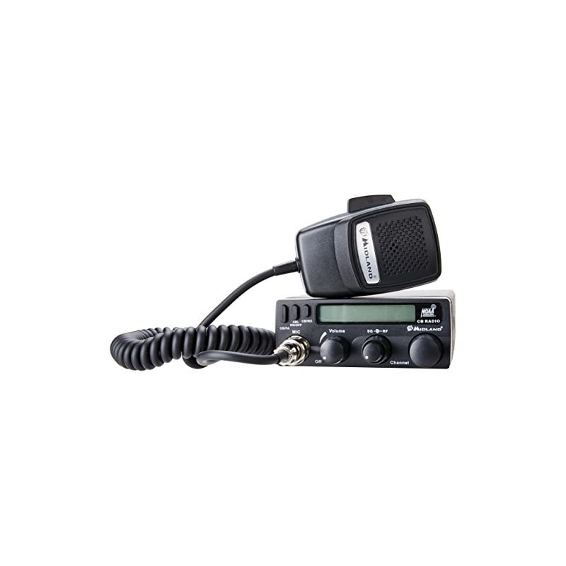 Midland 1001LWX 40 Channel Mobile CB wit