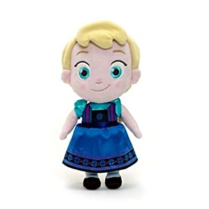 Disney Toddler Frozen Elsa Plush Doll Toy 12""