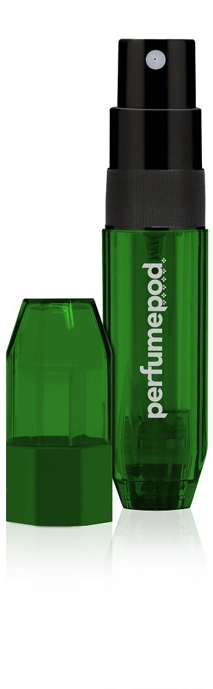 Travel Atomiser by Perfume Pod Ice Green 6000173