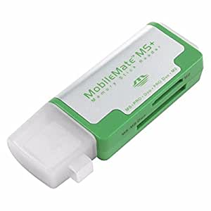 New Sealed SanDisk Memory Stick Pro Duo Micro M2 MobileMate MS+ Reader/ writer supports upto 16GB Memory Stick, Memory Stick Micro, memory Stick Pro, Memory Stick Pro Duo. Also support all other Memory Brand such as Kingston, Toshiba, Transcend.