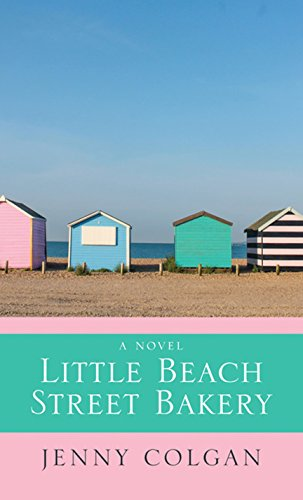 book cover of The Little Beach Street Bakery