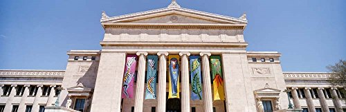 Field Museum, Chicago, IL by Panoramic Images Art Print, 52 x 17 inches (Chicago Il Art Museum)