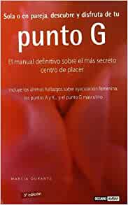 Punto G/ Point G (Muy Personal) (Spanish Edition): Marcia Durante