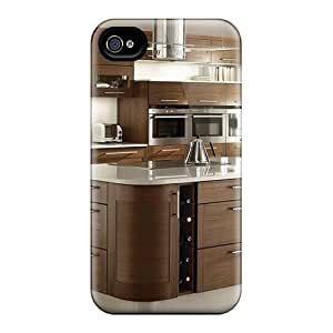 Marthaeges Scratch-free Phone Case For Iphone 4/4s- Retail Packaging - Kitchen Furniture
