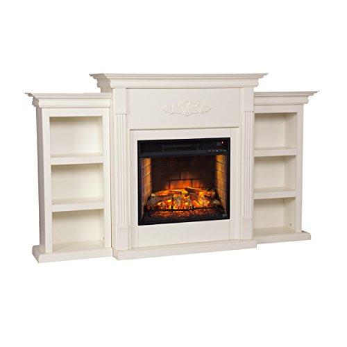 Southern Enterprises, Inc. AMZ4458IF Infrared Electric Fireplace by Southern Enterprises, Inc. (Image #2)
