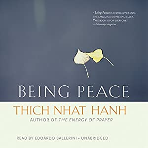 Being Peace Audiobook