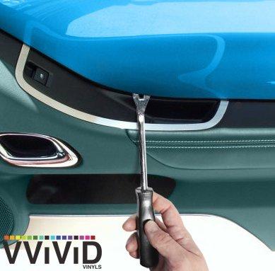 VViViD Stainless Steel Door Panel Plastic Fastener Remover