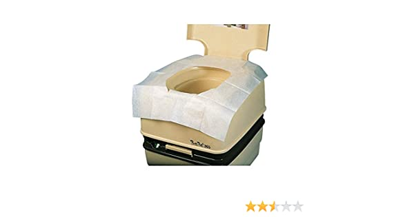 Toly Cubre Asientos WC Biodegradable desechable Adultos (4 ...