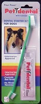 Four Paws Pet Dental Starter Kit for Dogs_DX - Four Paws Toothpaste