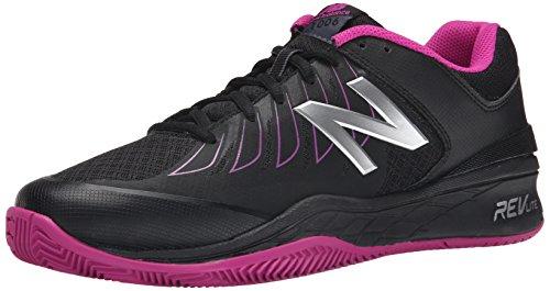 すでに手順どこにでもNew Balanceレディースwc1006 V1テニスシューズ US サイズ: 12 womens_us カラー: ブラック