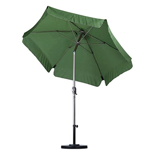 California Umbrella Quick Ship 7.5-ft. Wind Resistant Patio Umbrella