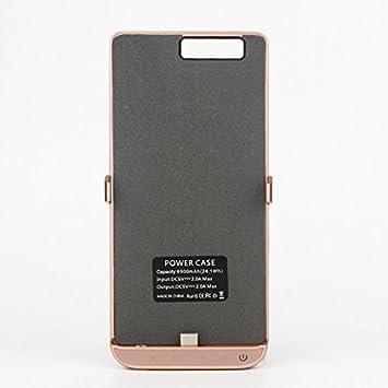 BasicStock Funda Batería Huawei P9, 6500mAh Batería Externa ...