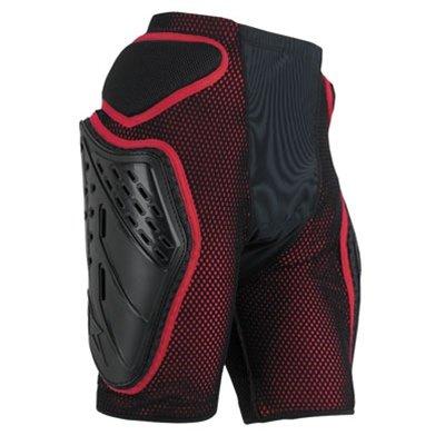 - Alpinestars Bionic Freeride Shorts (Black/Red, Medium)